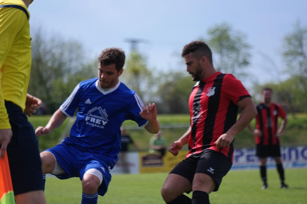 Photo of TSV Burgheim – FC Affing II: 4:2 (2:0)
