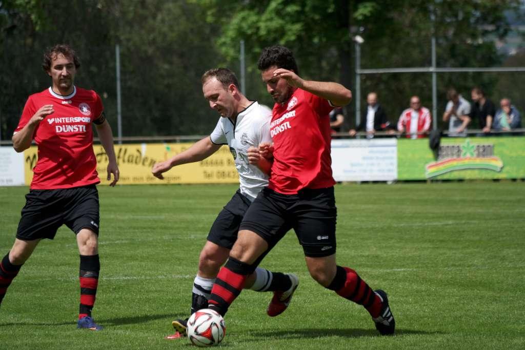 Bild von TSV Burgheim II – SV Wagenhofen: 3:1 (2:0)