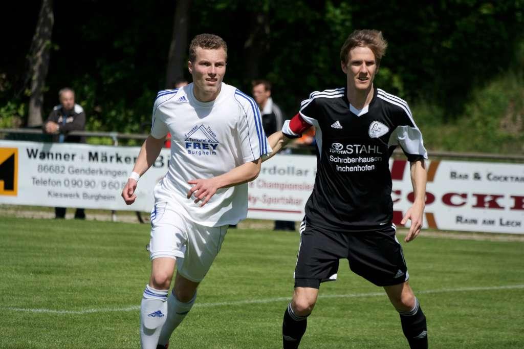 Photo of TSV Burgheim – DJK Langenmosen: 1:2 (0:2)
