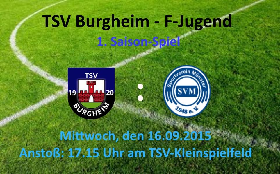 Photo of F-Jugend (U9) startet in die Saison!