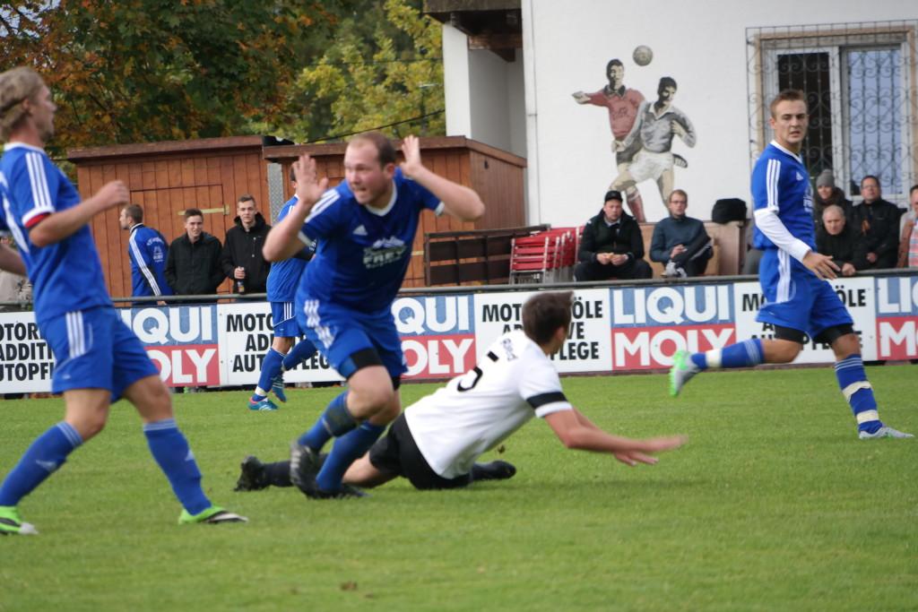 Bild von Vorschau 31.10.2015: TSV Burgheim – SV Klingsmoos