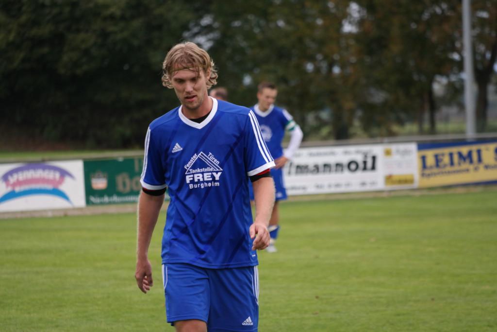 Photo of Vorschau 25.10.2015: SC Rohrenfels – TSV Burgheim