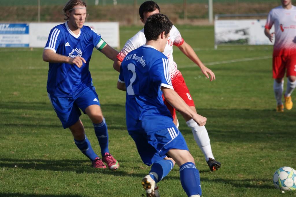 Bild von Burgheim verliert unnötig im kleinen Derby gegen Rennertshofen