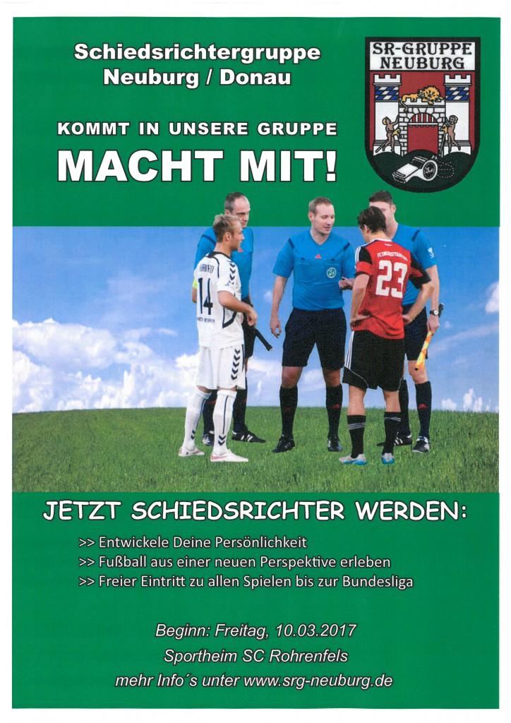 Photo of Schiedsrichter gesucht!!!!