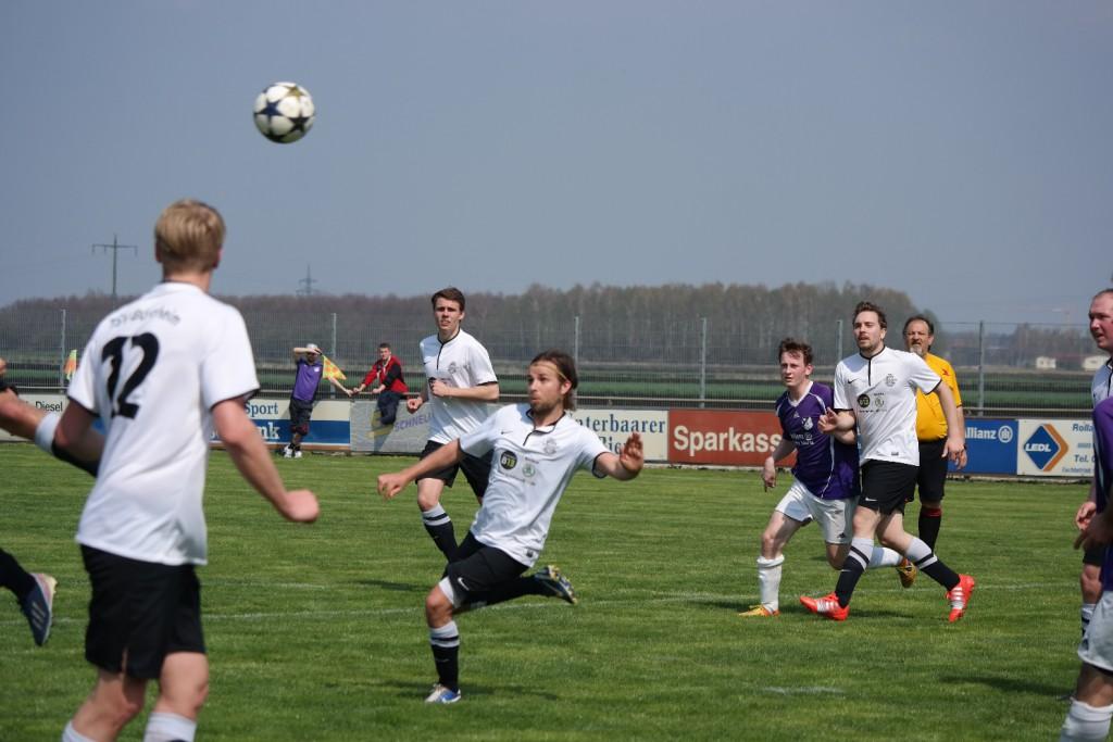 Photo of 10.04.2016: SV Grasheim II – TSV Burgheim II: 1-5