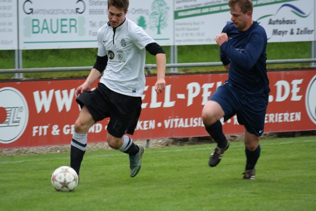 Photo of 17.04.2016 TSV Burgheim II : SV Münster II 1:0