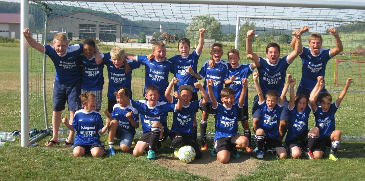 Photo of E-Jugend holt Meisterschaft!