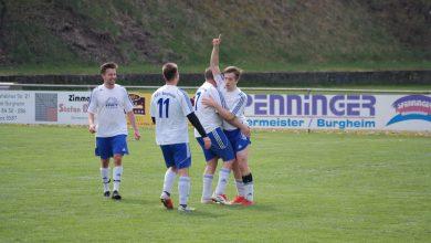 Bild von TSV II. mit wichtigen Sieg im Abstiegskampf