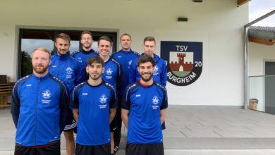 Photo of TSV Burgheim startet mit neuem Trainerstab in die neue Saison